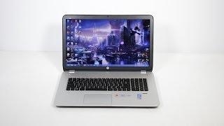 видео обзор ноутбука HP Envy 17 j022sr