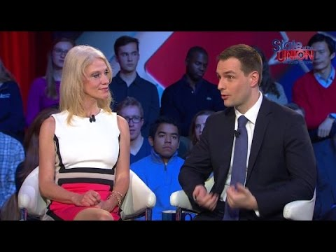 Conway: Sanders was the better pick for VP