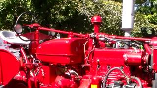 Holliston Farms Day at Newfound Farm - Tractor Show