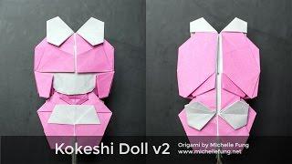 YouTube thumbnail for Kokeshi Doll v2
