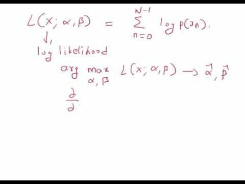 Maximum likelihood estimates of parameters of Gamma distribution