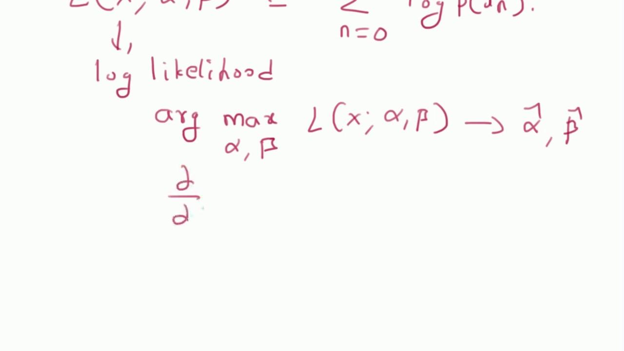 Maximum likelihood estimation: Gamma distribution