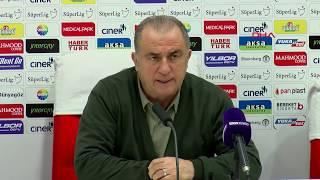 Fatih Terim, 3-0 kazandıkları Kasımpaşa maçının ardından açıklama yaptı: Dejavu