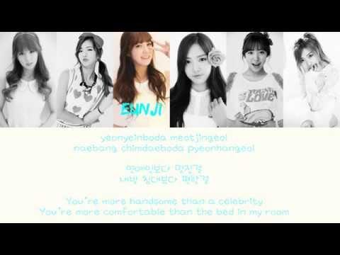 Apink (에이핑크) - Lovely Day (Lyrics+Member Code) HD