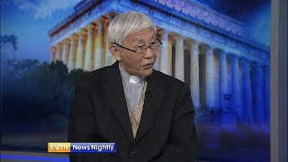 The Catholic Church in China-ENN 2017-10-03