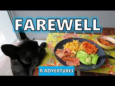 Farewell Breakfast + Brisbane Airport Australia