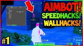 [UNDETECTED 17.12.2018] FORTNITE BATTLEROYALE CHEAT ( Speedhack, Aimbot, misc) for all platforms
