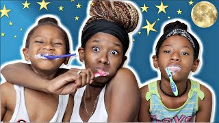 VLOGMAS | SINGLE MOM NIGHT ROUTINE 🌙 / GIVING TOYS AWAY TO KIDS IN NEED W/ LACY'S FILES
