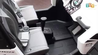 видео: Детский электромобиль Peg-Perego Polaris Ranger RZR 900