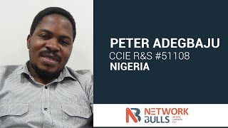 peter from nigeria passed cisco ccie r certification 51108 network bulls reviews