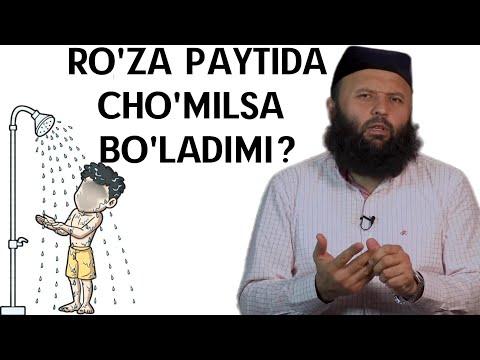 RO'ZA PAYTIDA CHO'MILSA