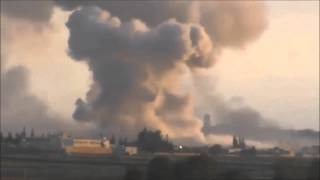 Assad's army launch offensive backed by Russian aircraft in Hama province