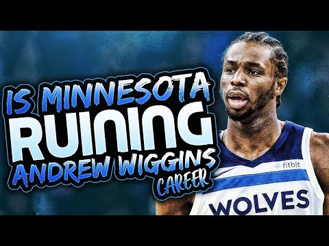 Are the Minnesota Timberwolves Ruining Andrew Wiggins NBA Career? Potential TRADE at the DEADLINE?