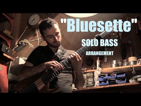 Bluesette - Toots Thielemans - Solo Bass Arrangement - Josh Cohen