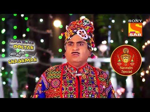 Jethalal's Navratri With The Firangis | Taarak Mehta Ka Ooltah Chashmah | Navratri Special