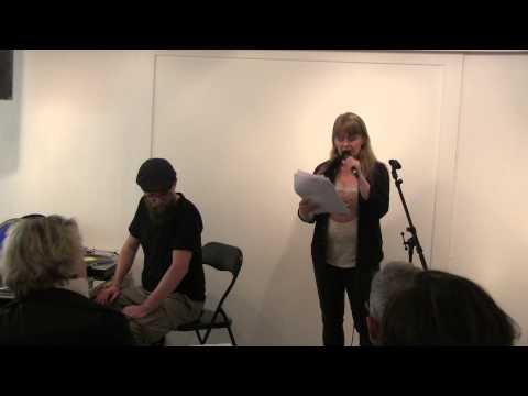 Tone Gleditsch Stabell og Håkon Lie live @ Nonfigurativ musikk Tønsberg 6.5.2015