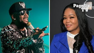 R. Kelly accuser Kitti Jones on backlash following abuse allegations | Page Six TV