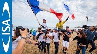 Mondiaux ISA : Pauline Ado sacrée à Biarritz !