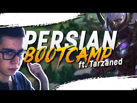 TFBlade | THE PERSIAN DUO Ft. Tarzaned