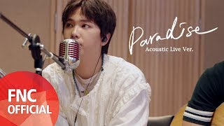 FTISLAND 6TH MINI ALBUM [WHAT IF] 'Paradise (Korean ver.)' Acoustic...