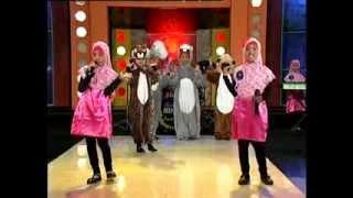 Lagu Anak Bermain dalam lingkaran Musik Band SD IT Muhammadiyah Bandongan Cantik Cerdas Ceria