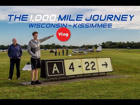 Flying A Plane Across The Country| Pilot Vlog