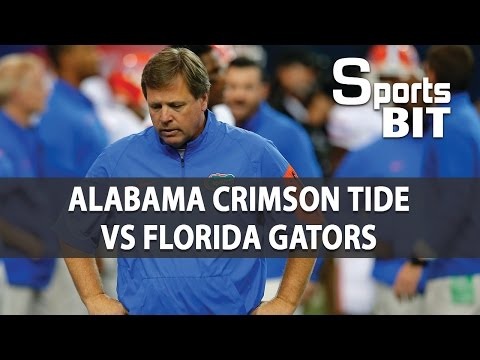 Alabama Crimson Tide vs Florida Gators SEC Title Game | Sports BIT | NCAAF Picks & Preview
