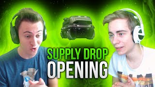 LEGENDARY INCOMING! - Supply Drop Opening #2 - Black Ops 3 | TwoEpicBuddies