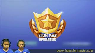 ALL FORTNITE SEASON 4 BATTLE PASS SKINS & CHALLENGE REWARDS IN ABOUT 10 MINUTES