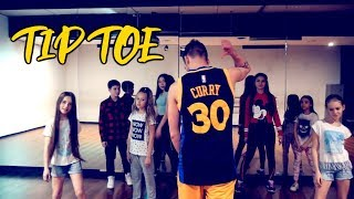 Jason Derulo - Tip Toe | Hip-Hop Dance | Andrew Heart choreography