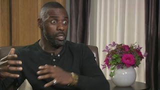 idris elba talks new luther and playing with madonna