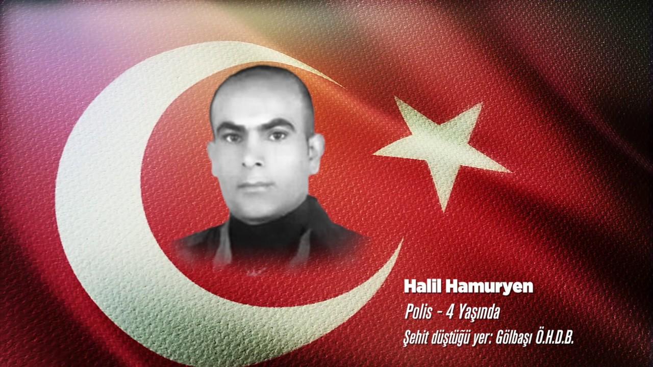 15 Temmuz Şehidi Halil Hamuryen