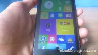 How To Take Screenshot on  Nokia X2DS RM-1013