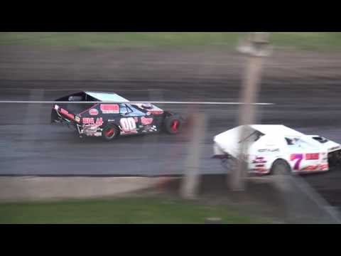 IMCA Modified feature Benton County Speedway 5/22/16