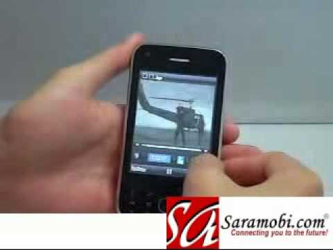 Ciphone A900 Unlocked Dual sim standby TV phone with Invisible Keyboard_0 - SaraMobi.com