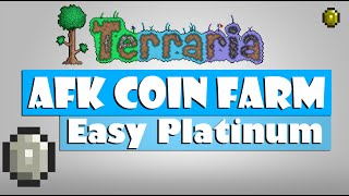 Terraria - AFK Coin/Money Farm