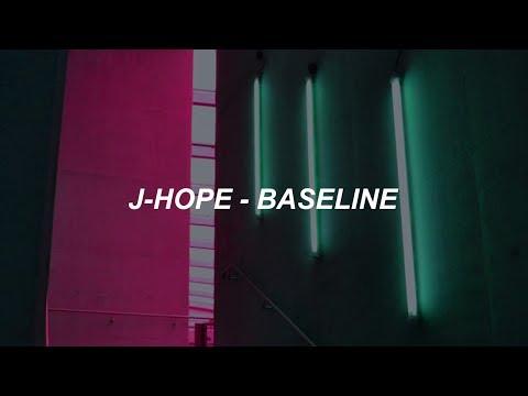J-Hope 'Baseline' Easy Lyrics
