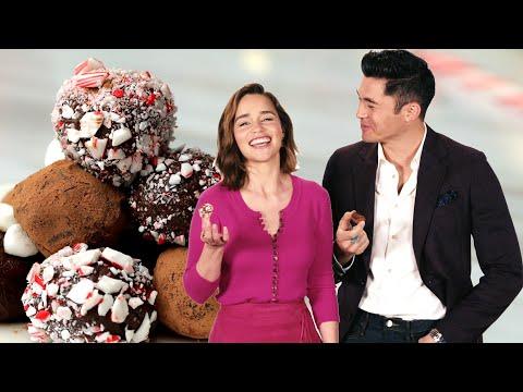 Hot Chocolate Truffles // Presented by Tasty & Last Christmas