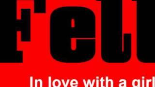 The White Stripes  Fell in love Lyric Video