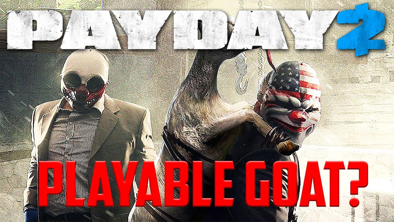 Payday 2 Best Huds 2020 Playable Goat?   Payday 2 Mod Showcase #3   YouTube