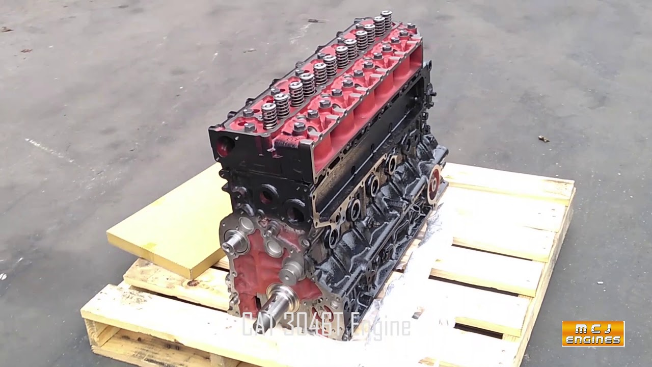CAT 3046T Engine for sale