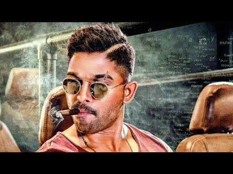 Allu Arjun Army 2018 New Blockbuster Movie In Hindi Dubbed