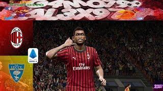 STREAMING - Milan Vs Lecce 8° Giornata Serie A
