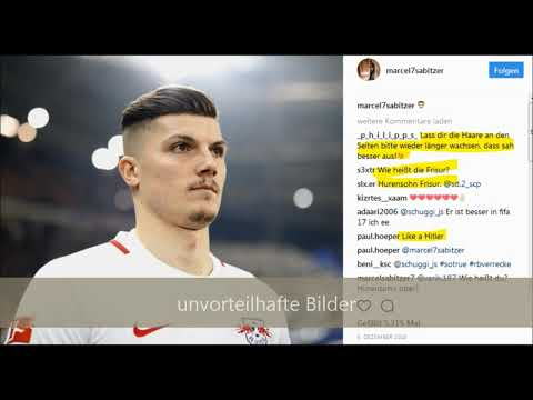 ÖFB Spieler Soziale Netzwerke absichtlich außer Alaba schlecht bearbeitet (FC Bayern Vermarkter)
