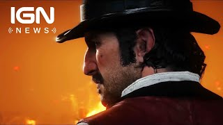 24-Second Red Dead 2 Gameplay Leak - IGN News