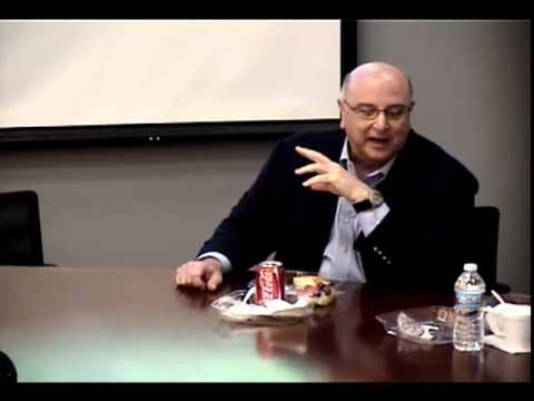 Journalism Director's Forum - Steve Harris