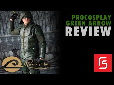 RANGERREVIEWS: Procosplay Green Arrow Review - RangerSix