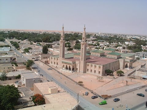Nouakchott in Mauritania, place of the winds, harbour, tourism, statue, trade,