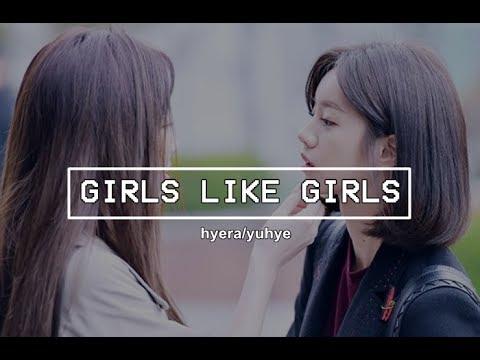 [FMV] •• hyera (yura and hyeri) || girls like girls ••