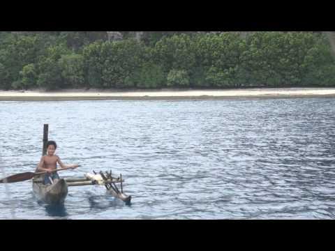 Tikopia Canoe